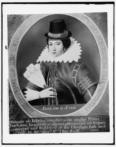An image of Pocahontas