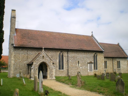 An image of All Saints Church, Burnham Market
