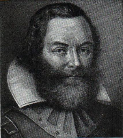 An image of Captain John Smith