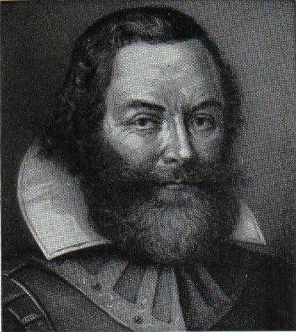 An image of Captain John Smith