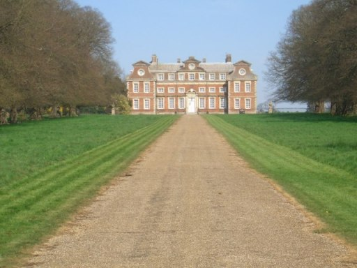 An image of Raynham Hall