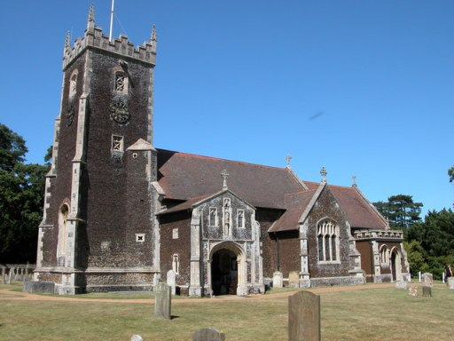 An image of St Mary's Church, Sandringham