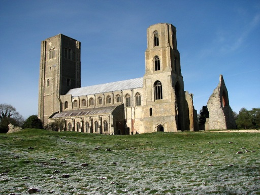 An image of Wymondham Abbey