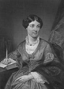 Portrait of Harriet Martineau